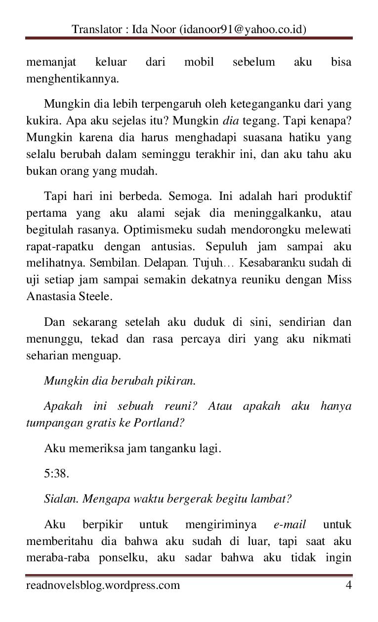 Shades pdf terjemahan indonesia darker fifty
